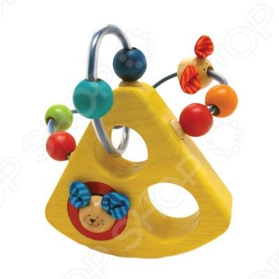 фото Игрушка-головоломка Im toy Сыр, Головоломки и лабиринты для малышей