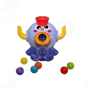 Ловкий осьминожка станет замечательным подарком. Суть игры заключается в том, что шарик нужно забросить в ротик или ручки осьминога во время игры есть возможность регулировать уровень громкости, по прошествии определенного времени Осьминожек отключается сам. Игрушка выполнена из качественного пластика. Теперь играть станет еще интереснее.