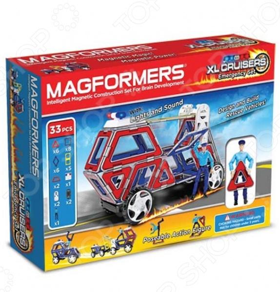 Magformers  Конструктор магнитный Cruisers
