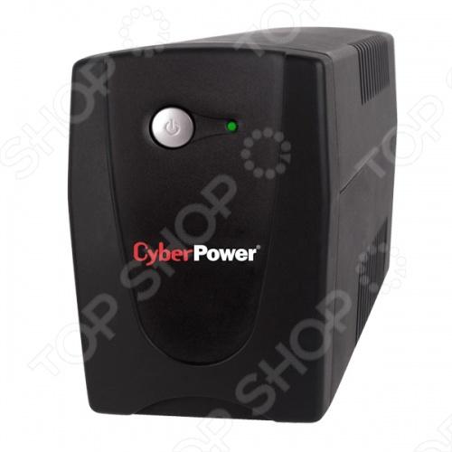 Источник бесперебойного питания CyberPower VALUE600EI-B