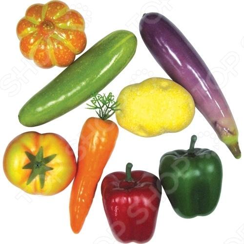 Набор игровой из овощей Тилибом Т80316