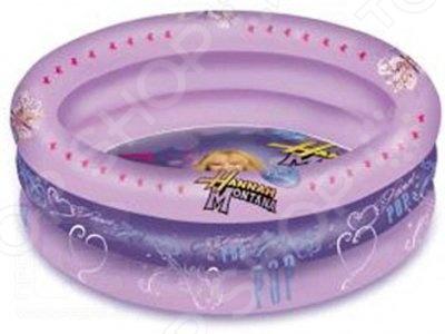 фото Бассейн надувной детский Mondo «Hannah Montana», Надувные бассейны