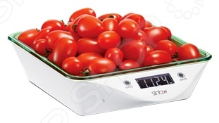 Весы кухонные Sinbo SKS-4520Кухонные весы<br>Весы кухонные Sinbo SKS 4520 электронные весы для каждой кухни, предназначенные для точного взвешивания ингредиентов и продуктов что будут использованы в приготовлении блюд - мяса, молока, овощей, фруктов и прочих. Оснащены жидкокристаллическим дисплеем, для удобного считывания информации. Достаточно компактны и просты в использовании. Погрешность точного результата взвешивания массы продуктов составляет 1г.<br>