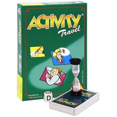 Игра настольная для компании Piatnik «Activity Travel»