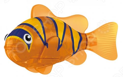 Роборыбка тропическая Zuru RoboFish «Бычок» Роборыбка тропическая Zuru «Бычок» /