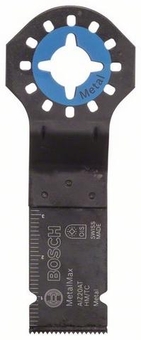 Полотно пильное погружное Bosch HM AIZ 20 AT Metal полотно bosch aiz 32 rt погружное 30 32мм 2 608 661 868