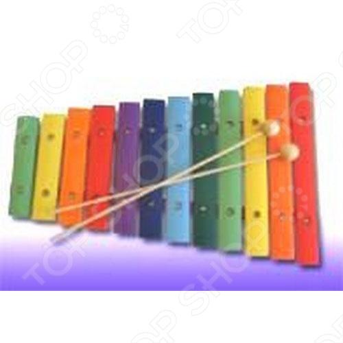 фото Игрушка развивающая Винтик и Шпунтик «Ксилофон», Игрушечные музыкальные инструменты