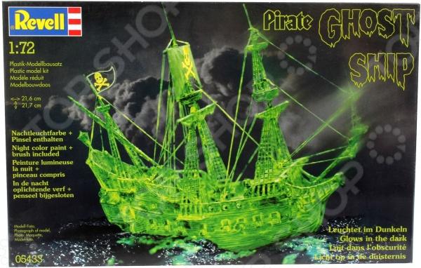 Сборная модель корабля Revell Pirate «Ghost Ship»