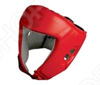 Шлем боксерский Jabb JE-2004 Шлем боксерский Jabb JE-2004 /Красный