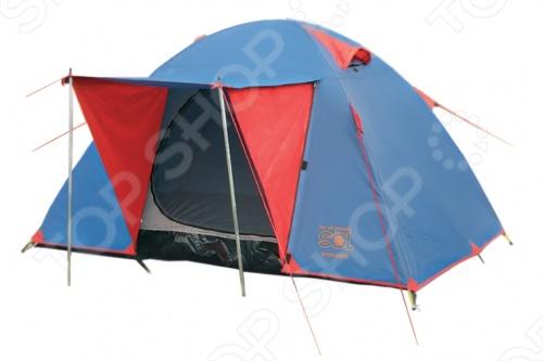 Палатка Sol Wonder 2 палатка sol tourist blue slt 004 06