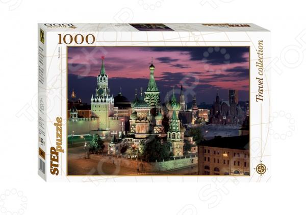 Пазл 1000 элементов Step Puzzle «Красная площадь. Москва» 271001