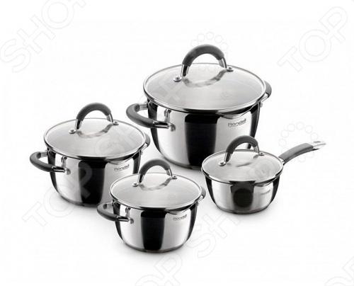 Набор кухонной посуды Rondell Flamme RDS-040 утюг braun ts775tp texstyle 7