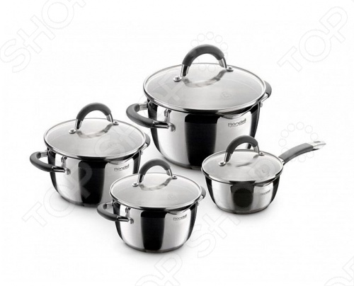 Набор кухонной посуды Rondell Flamme RDS-040 игровая мышь trust gxt 25 18307