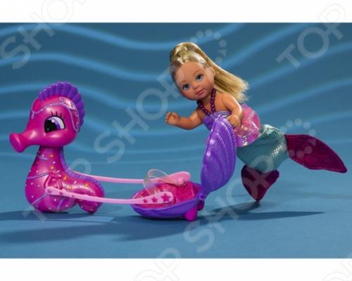 Кукла Еви с аксессуарами Simba «Русалка» кукла simba эви в сарафане 609120 5733062