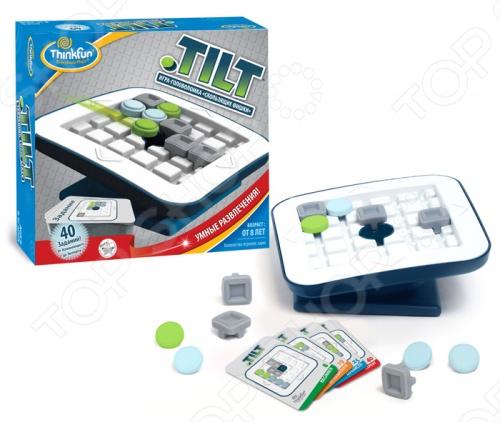 Игра-головоломка Thinkfun «Скользящие фишки»