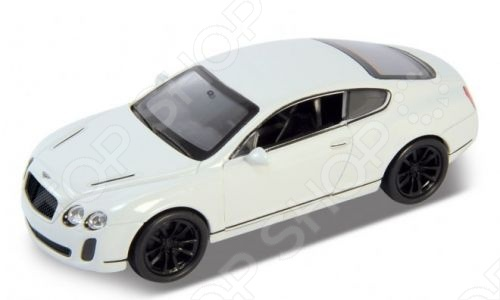 Модель машины 1:34-39 Welly Bentley Continental Supersports
