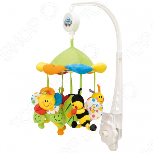 фото Карусель музыкальная Canpol babies «Лесная полянка», Музыкальные карусели. Мобили