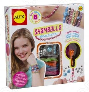 Набор для создания браслетов Alex «Шамбала» alex alex набор для творчества плетение браслетов фенечек неоновое сияние