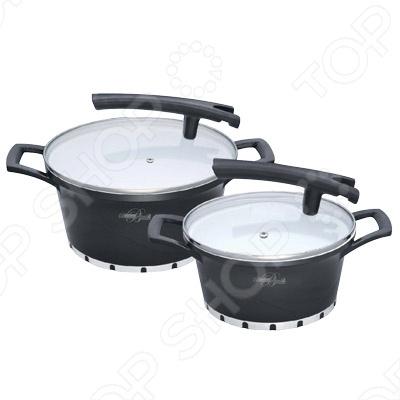 Набор кухонной посуды BartonSteel BS-4004