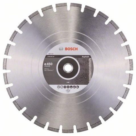Диск отрезной алмазный для расшивки швов Bosch Professional for Asphalt диск отрезной алмазный турбо 115х22 2mm 20006 ottom 115x22 2mm