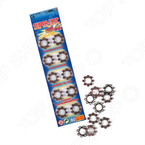 Пистоны Edison Giocattoli для 8-зарядного оружия пистоны edison giocattoli для 8 зарядного оружия