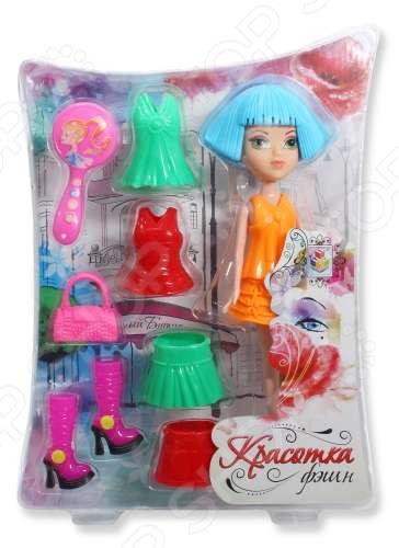 Кукла с аксессуарами 1toy Т57128