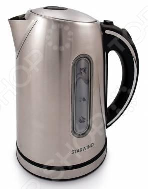 Чайник StarWind SKS4210 насос универсальный x alpin sks 10035 пластик серебристый 0 10035