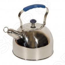 Чайник со свистком Regent 93-2507B чайник regent inox promo со свистком 2 3 л 94 1503