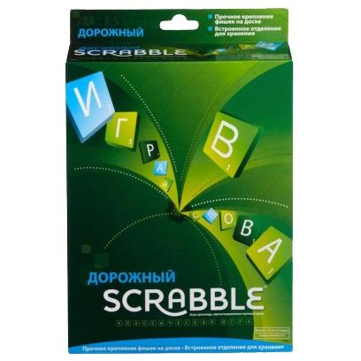 Настольная игра Scrabble Дорожный / Скрэббл (0001799)