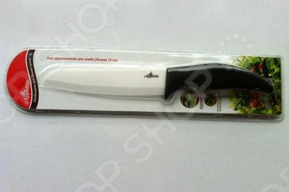 Нож керамический Appetite для хлеба