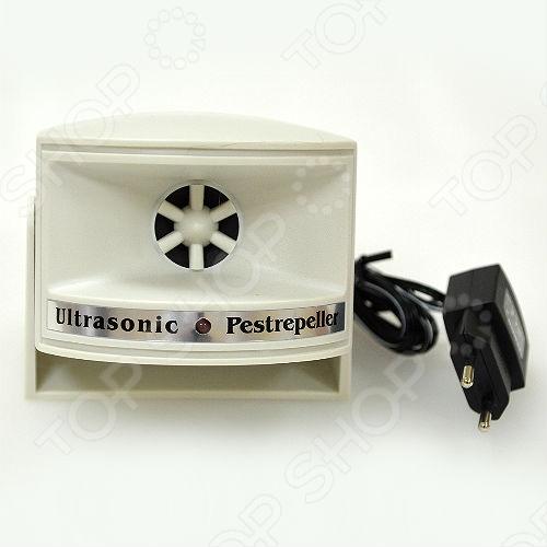 Отпугиватель ультразвуковой мышей и крыс Ultrasonic LS-968
