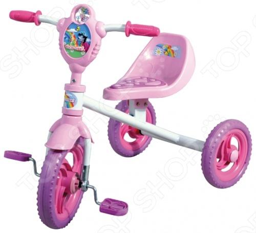 Велосипед трехколесный 1 TOY Т54035 «Заяц»