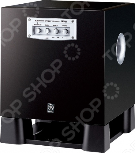 Система акустическая Yamaha YST-SW215 система акустическая yamaha yst fsw100