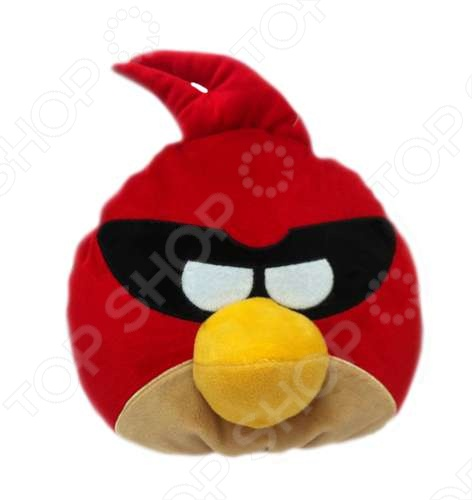 Фотография Подушка-игрушка декоративная Angry Birds Space Super Red bird
