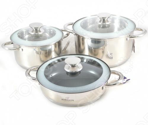 Набор кухонной посуды Bohmann BH-0609