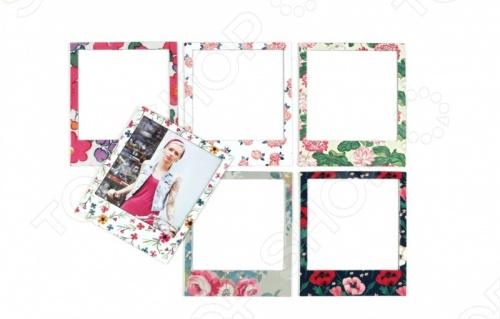 Фоторамки магнитные Doiy Polarprint Floral
