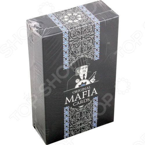 Настольная игра Мосигра Мафия Люкс