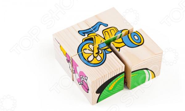 Кубики Томик «Игрушки» игрушки