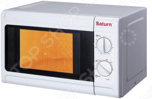 Сложно представить современную кухню, на которой нет микроволновой печи. Ведь наличие этого бытового прибора ускоряет и упрощает процесс разогрева и приготовления блюд. Современная микроволновая печь Saturn ST-MW7179 обладает всеми необходимыми возможностями для комфортной работы с ней. Таймер на 30 минут, 6 уровней мощности и функция размораживания все необходимые функции представлены. Покрытие камеры микроволновой печи антипригарное. Также вы сможете готовить сочные мясные продукты с помощью технологии гриль!
