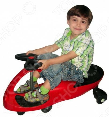Новая машина детская Bradex Bibicar которая подарит вашим детям множество часов удовольствия от вождения. Машинка Бибикар едет сама, и при этом в её конструкции отсутствуют педали, и даже нет мотора! Bibicar способна перевозить большой вес - до 100 кг. Bibicar это удивительное запатентованное изобретение, которое не только выполняет функции детской игрушки, но и полезно для здоровья ребенка. Детская машина Bibicar увлекательная забава, на которой ваш ребенок сможет кататься как на улице, так и в помещении. Всё, что нужно делать это просто слегка поворачивать руль в разные стороны, и инновационный детский автомобиль Бибикар будет ехать сам. Легкая, очень прочная и надежная детская машинка Bibicar не надоест вашим детям. Машинка для детей Bibicar всегда в движении. Никаких расходов в отличии от детских электромобилей, но скорость езды машинки Бибикар до 10 км ч сопоставима с ними. Детские машины Бибикар собираются за 3 минуты, она просты, надёжны и долговечны.