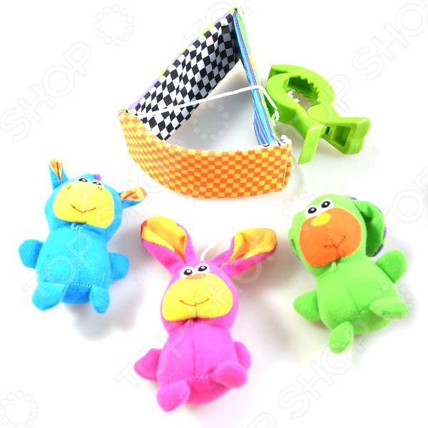 фото Игрушка для малышей Сказка «Каруселька», Музыкальные карусели. Мобили