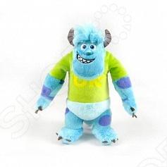 Мягкая игрушка Disney «Салли в футболке» 25 смМягкие игрушки<br>Игрушка Салли в футболке - это замечательный подарок для маленького ребенка. Данная модель привлекает внимание благодаря своему оригинальному дизайну и качественному выполнению. Мягкая игрушка принесет радость и подарит своему обладателю мгновения нежных объятий и приятных воспоминаний. Она выполнена из высококачественного текстиля с набивкой из гипоаллергенного синтепона. Великолепное качество исполнения делают эту игрушку чудесным подарком к любому празднику.<br>