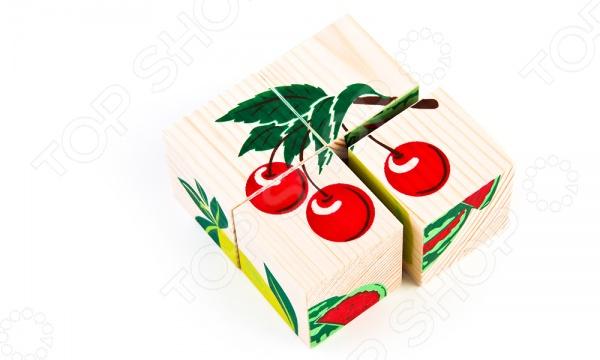 Кубики Томик «Фрукты-ягоды» Кубики Томик «Фрукты-ягоды» /