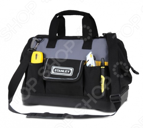 Сумка для инструмента STANLEY Basic Open Mouth stanley basic toolbox 1 79 218