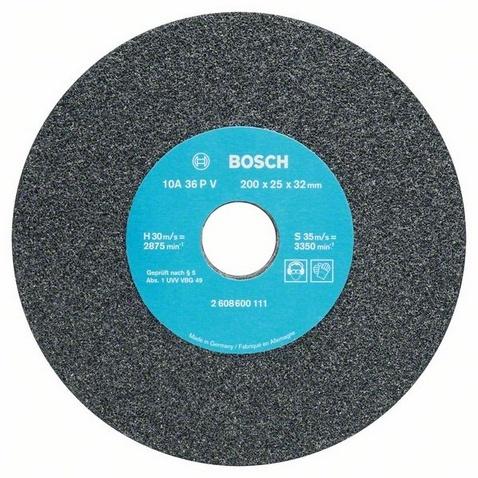 Диск шлифовальный для точила Bosch