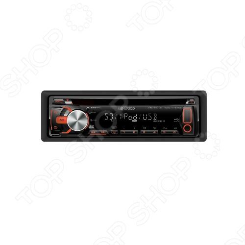 Автомагнитола Kenwood KDC-4757SD CD USB iPod-ресивер с изменяемой подсветкой кнопок, отличающийся высокой функциональностью и приятным дизайном. Kenwood KDC-4757SD станет надежным спутником многих автолюбителей благодаря тюнеру высокой избирательности, поддержке популярных аудиоформатов и качеству звучания. Kenwood KDC-4757SD имеет интуитивно понятное управление и подойдет для установки в автомобиль любой марки. Kenwood KDC-4757SD улучшит звучание системы, позволяя получать удовольствие от качественного звука в вашем автомобиле.