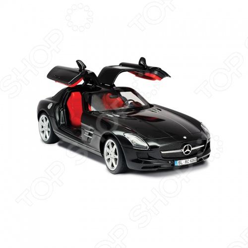 Машина на управлении от iPhone/iPad/iPod Silverlit Mercedes-Benz с колонкой подарочный набор 40 wet n wild фото