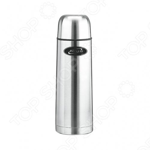 Термос BIOSTAL NB-750Термосы и термокружки<br>Термос BIOSTAL NB-750 с узким горлом выполнен в классическом стиле. Предназначен для сохранения горячих или холодных напитков кофе, чая и др. длительное время. Изготовлен из высококачественной нержавеющей стали. Есть крышка-чашка. Укомплектован двумя пробками вторая в подарок : пробка с кнопкой обеспечивает удобство в использовании за счет отсутствия необходимости ее отвинчивать, достаточно просто на нее нажать, чтобы получить напиток; а пробка без кнопки проста, надежна и может дольше сохранять тепло благодаря дополнительной теплоизоляции.<br>