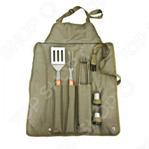 все цены на Набор для пикника Boyscout в сумке-фартуке онлайн