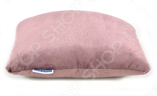 Фото Подушка для путешествий Dormeo Rainer Pillow Travel. Цвет: розовый